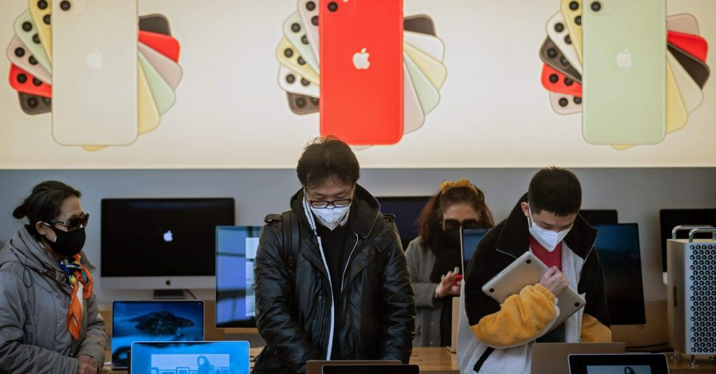All 42 Apple Retail Outlets in China have reopened