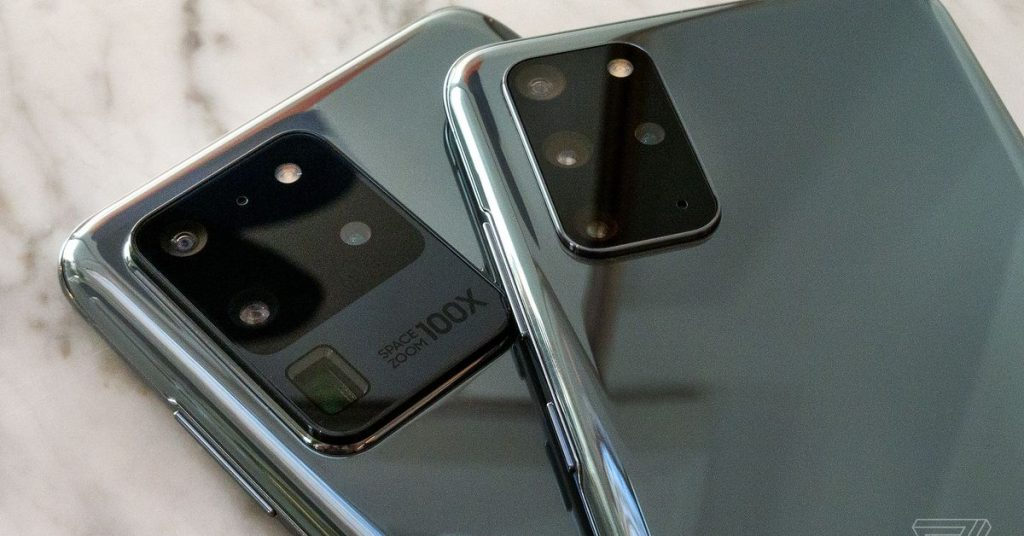 All of the biggest announcements from Samsung's Galaxy S20 experience
