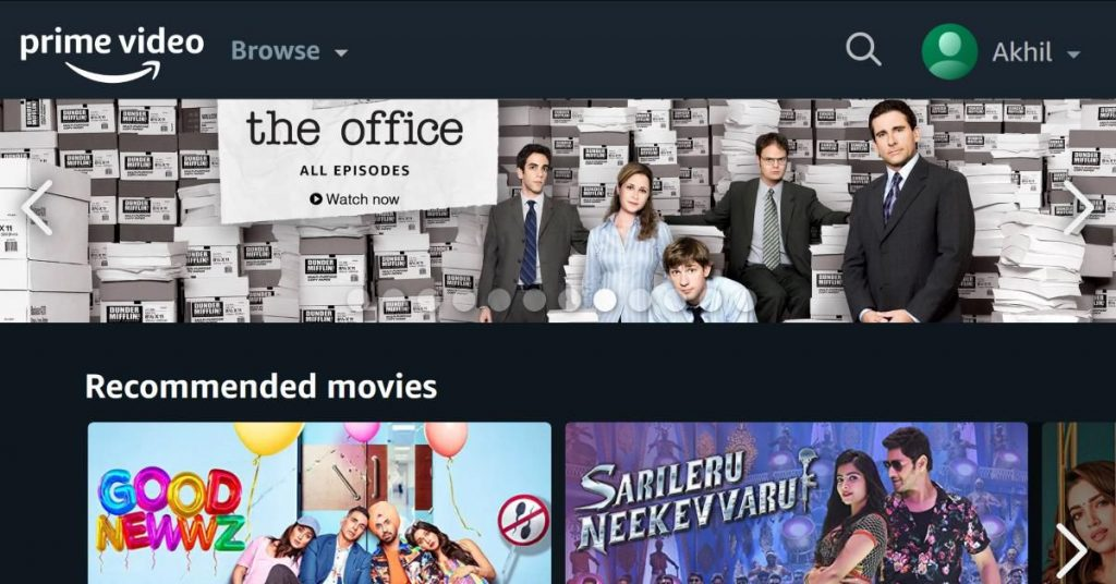 Amazon Prime Video is including toughen for up to six profiles on the similar account