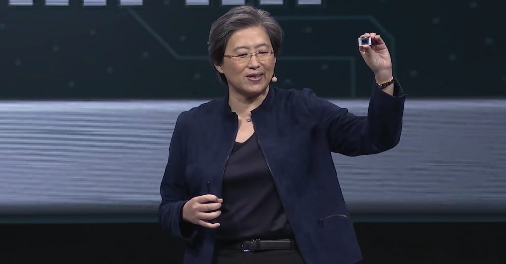 AMD's quarterly profits sink, and it expects weakened call for throughout 2020