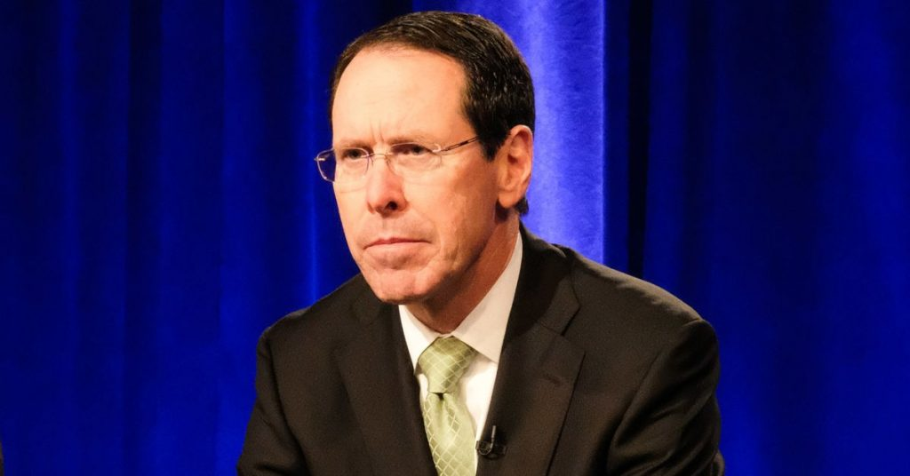 AT&T CEO Randall Stephenson is stepping down, John Stankey to serve as new CEO