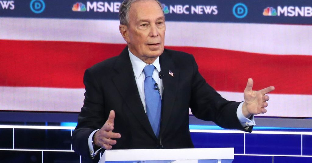 Bloomberg debate video may violate Twitter's deepfake coverage, however no longer Fb's