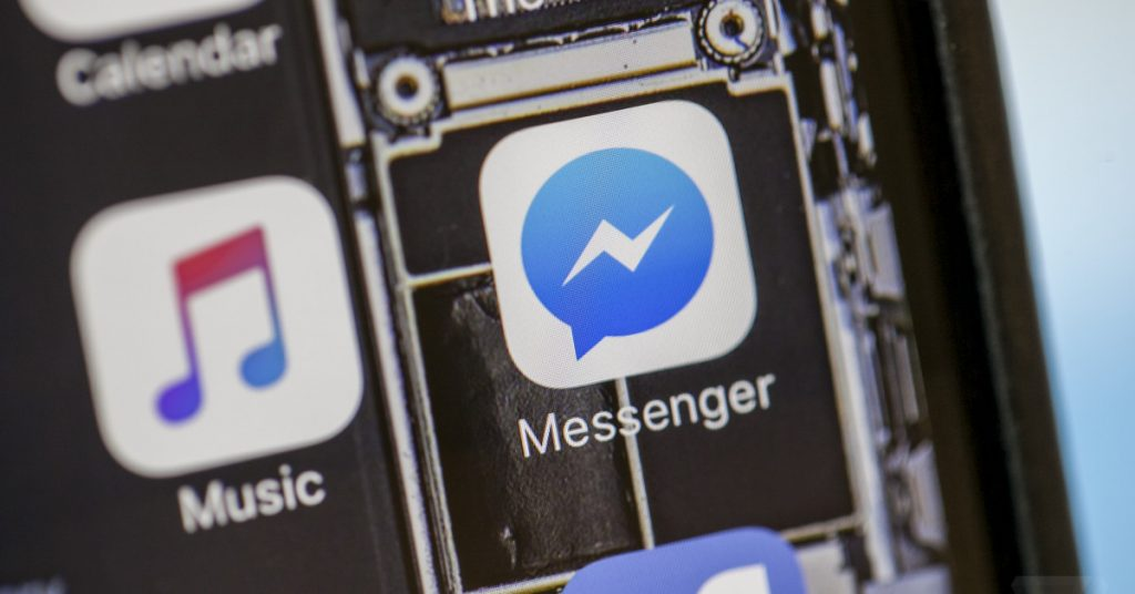 Fb Messenger is getting a much more effective new design
