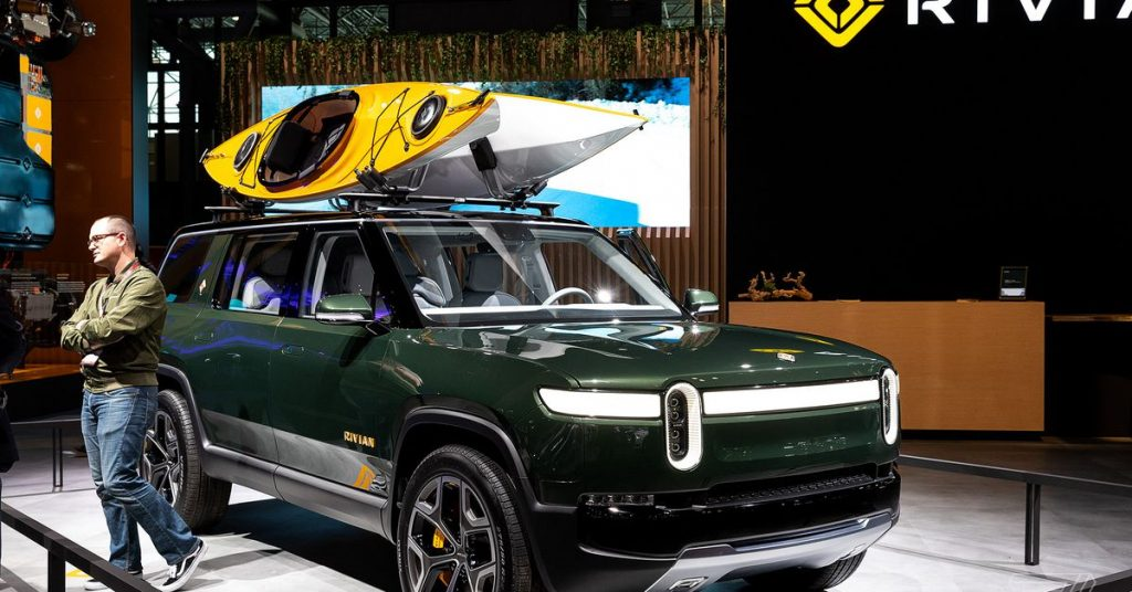 Ford and Lincoln cancel Rivian-powered electrical vehicle due to the pandemic