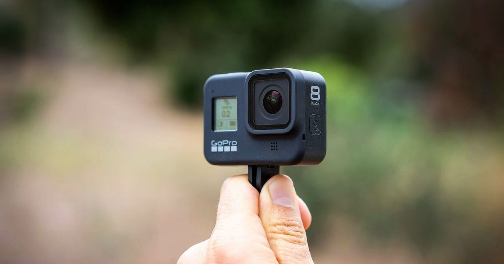 GoPro's Hero 8 Black action cam is now $ONE HUNDRED off its regular $399 price