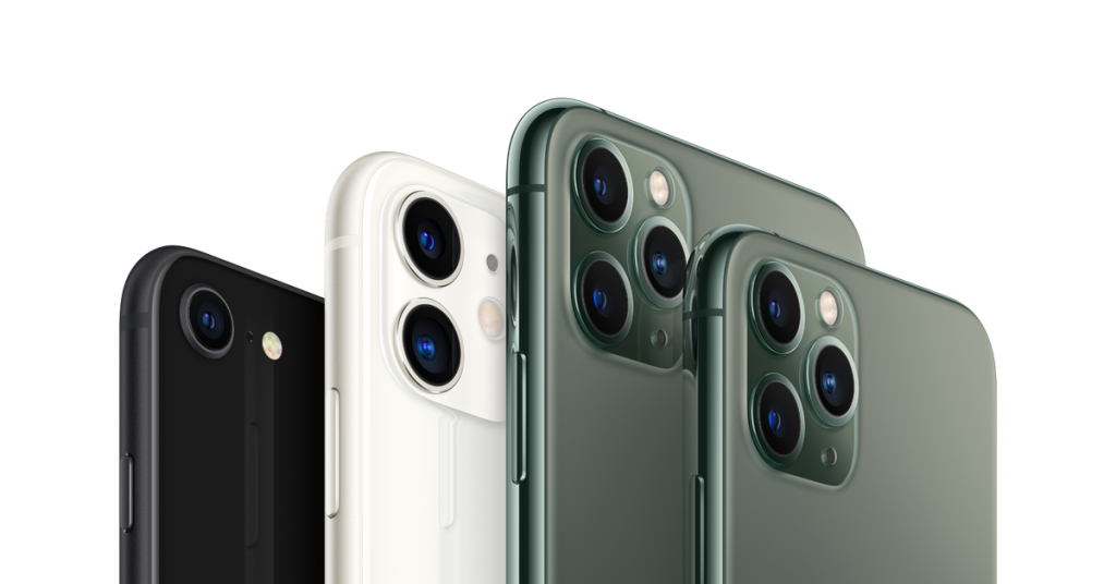 How the second-gen iPhone SE compares to the iPhone ELEVEN