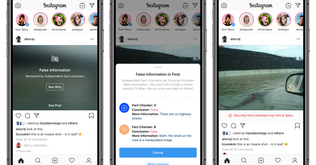 Instagram is hiding faked images, and it will hurt virtual artists