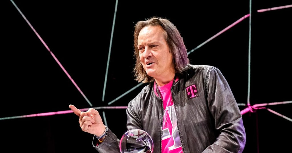 John Legere swiftly resigns from T-Mobile board of directors 'to pursue different options'