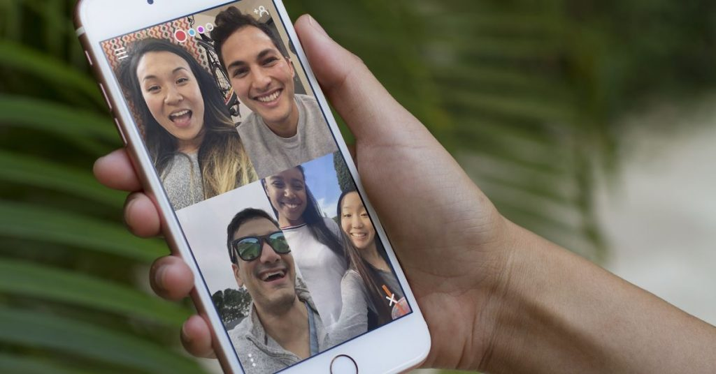 learn how to use Houseparty to video chat together with your pals