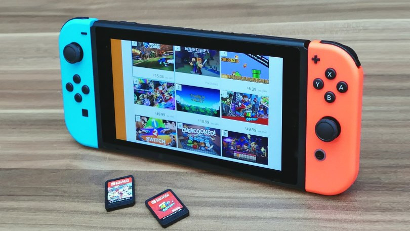 May Nintendo Be Engaged On a Dual-Screen Transfer Hybrid? - ExtremeTech