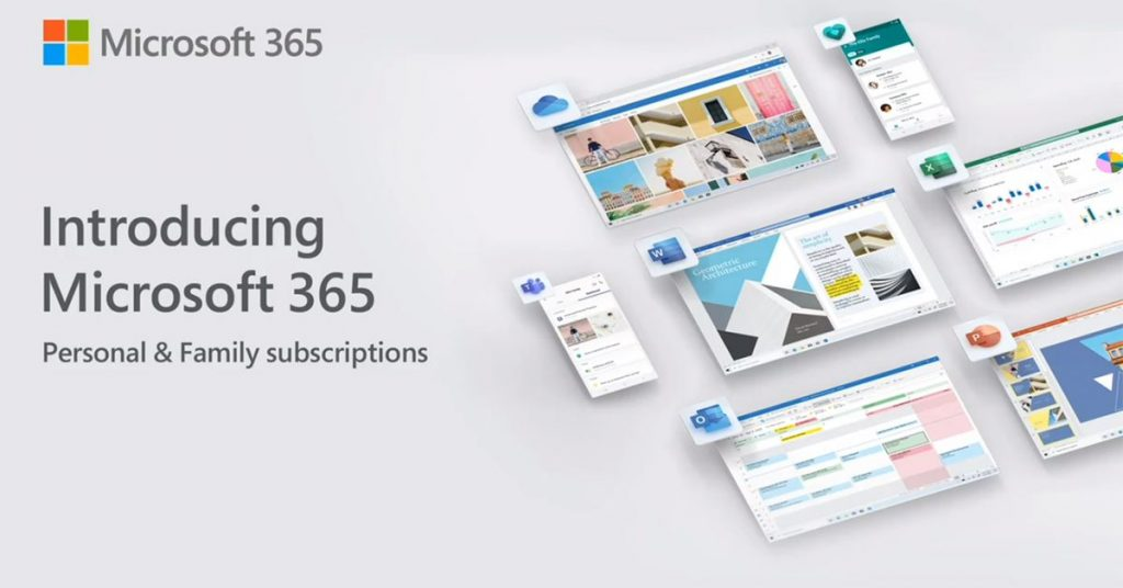 Microsoft 365 consumer subscriptions now available, such a lot new features coming later