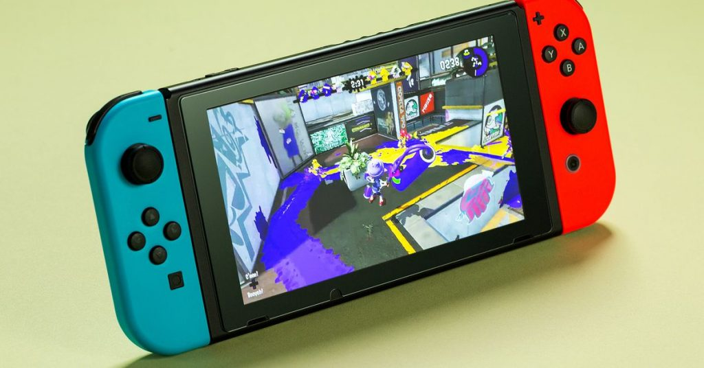 Nintendo Switch sales in March greater than doubled from closing year, reviews NPD
