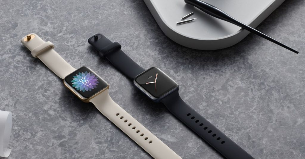 Oppo's first smartwatch is the oddly acquainted Oppo Watch