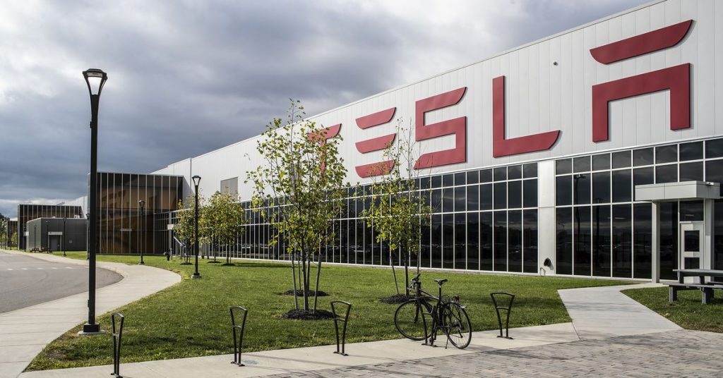 Panasonic worker at Tesla's NY factory examined sure for COVID-19