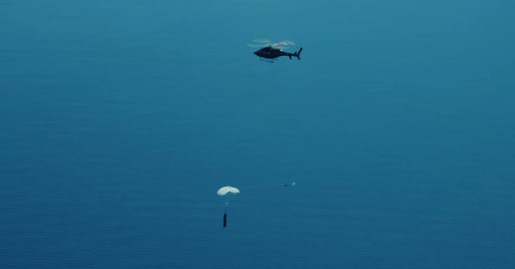 Rocket Lab catches dummy rocket in midair with helicopter in ongoing quest to make its automobiles reusable