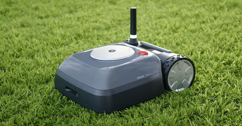 Roomba maker iRobot's lawnmower bot is indefinitely delayed because of COVID-19