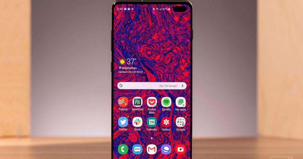 Samsung's Galaxy S10E, S10, and S10 Plus are $ONE HUNDRED FIFTY off