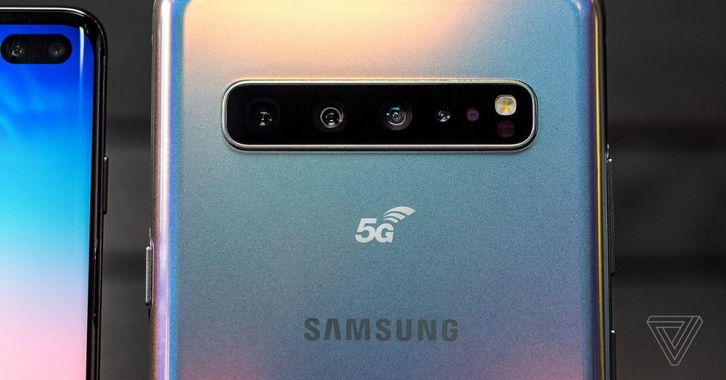 Samsung's Galaxy S20 is a make-or-break moment for 5G