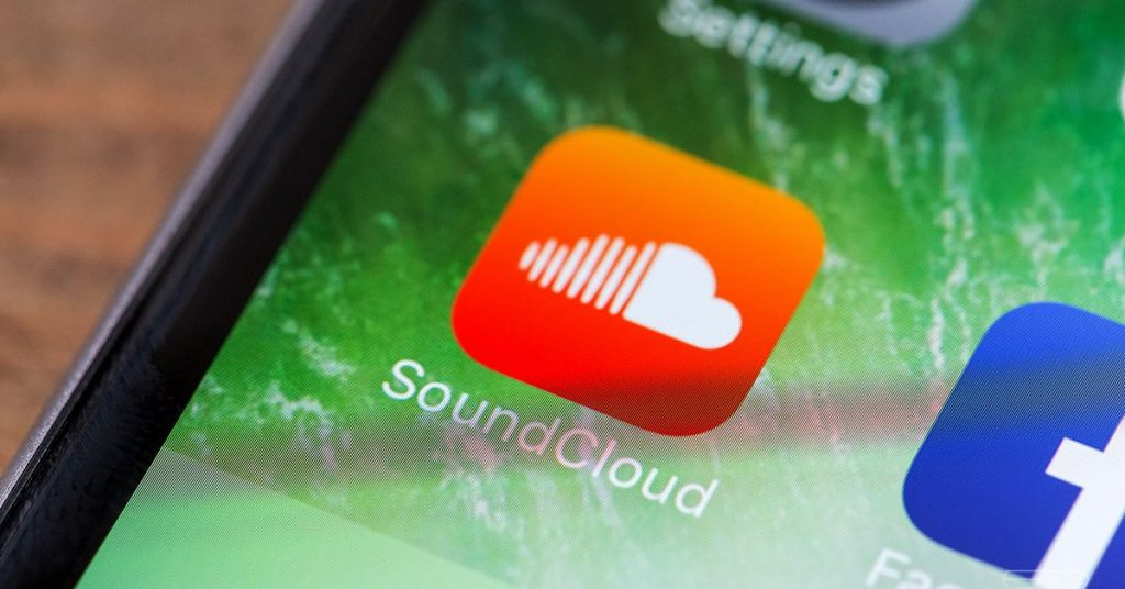 SoundCloud now we could artists add a right away donation button to their web page