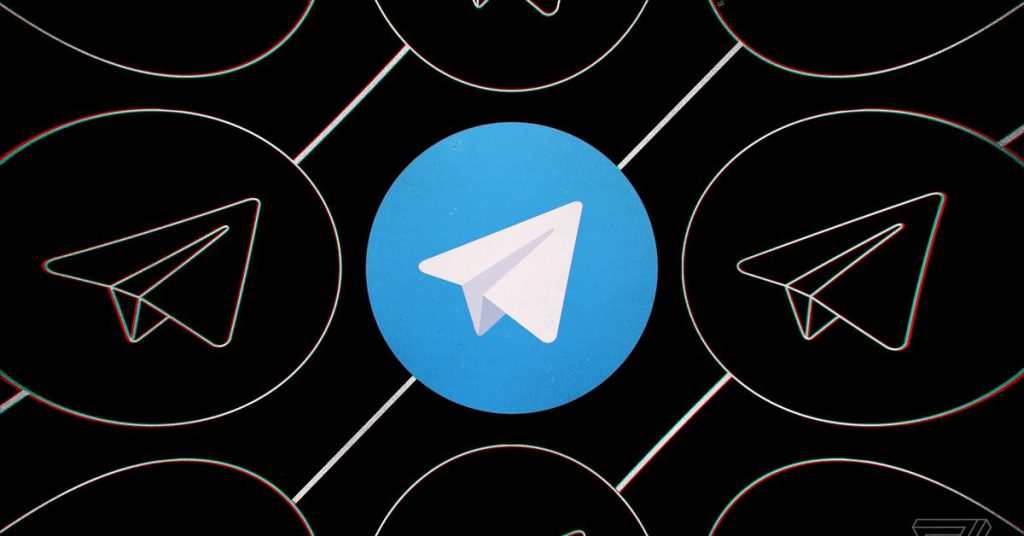 Telegram adding protected group video calls this 12 months