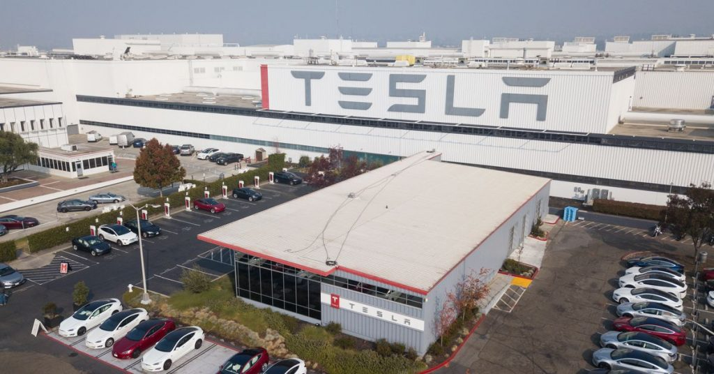 Tesla advised to close down California manufacturing unit to help battle the coronavirus