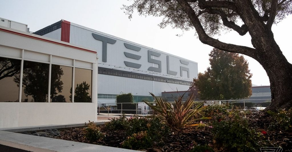 Tesla created a 'public well being risk' by means of protecting car manufacturing unit open, native respectable said