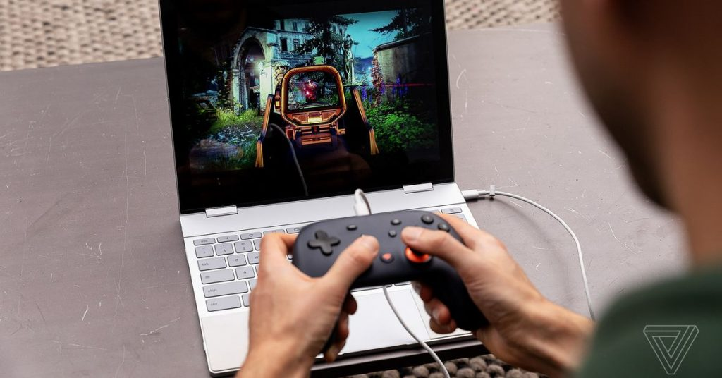 The Best Way To use your individual controllers to play Google Stadia