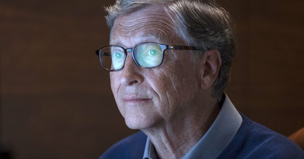 """The coronavirus pandemic is getting the """"total attention"""" of the Gates Foundation"""