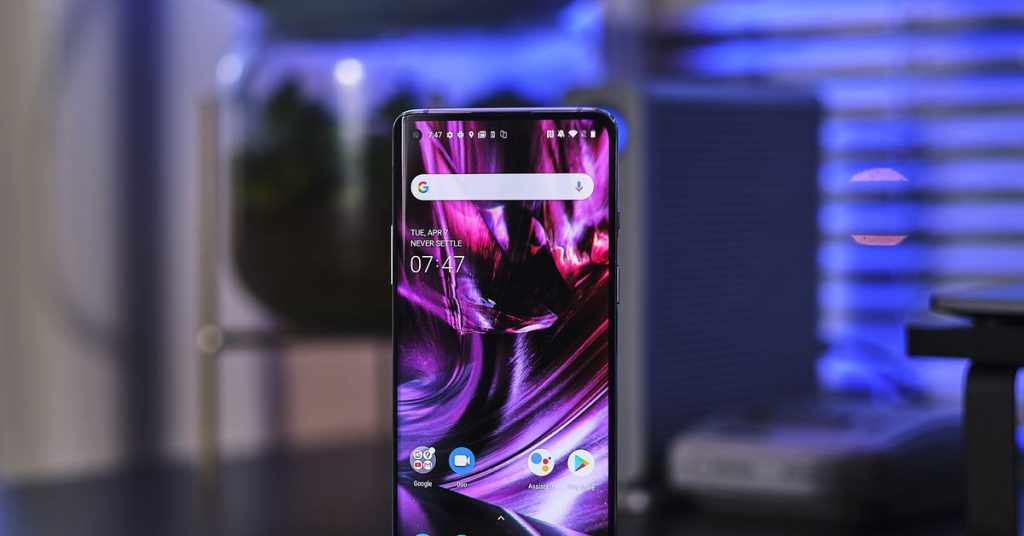 The OnePlus 8 5G is coming to Verizon for $799