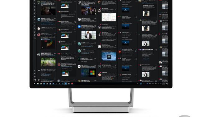 Tweeten, the most efficient Windows Twitter app, is now available on Surface Pro X