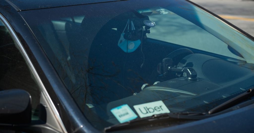 Uber to begin shipping face masks to drivers and supply workers