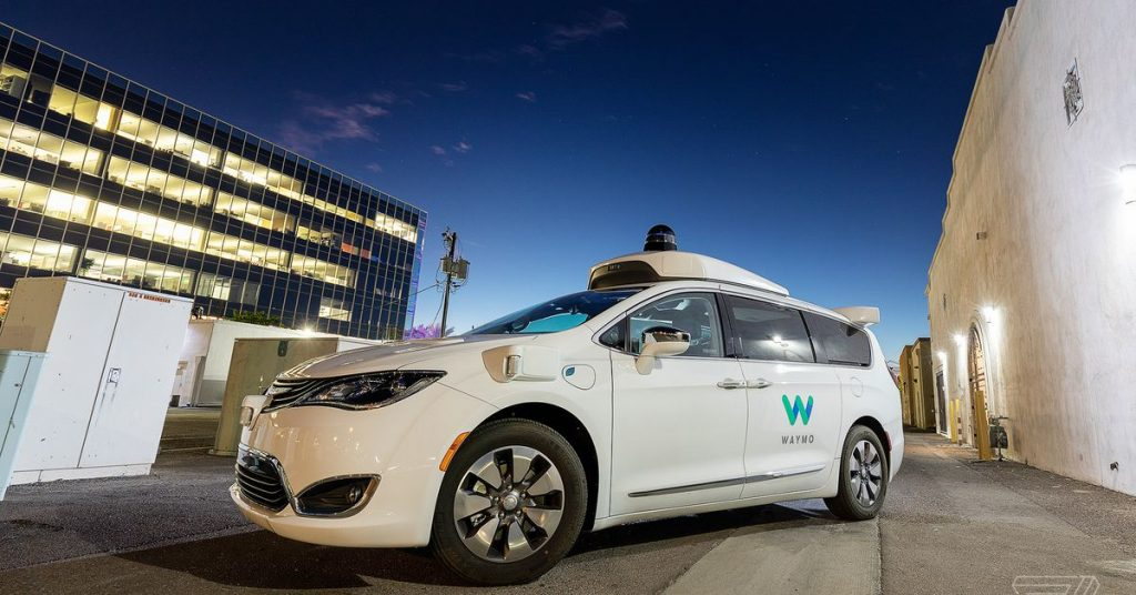 Waymo pausing some robotaxi provider after protection drivers raise coronavirus concerns