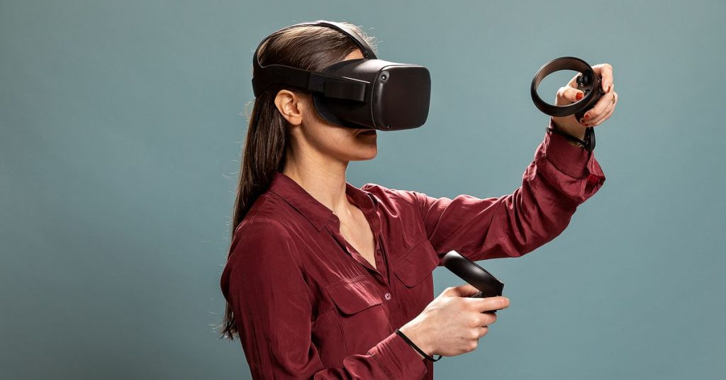 12 months on, the Oculus Quest is the VR headset to get