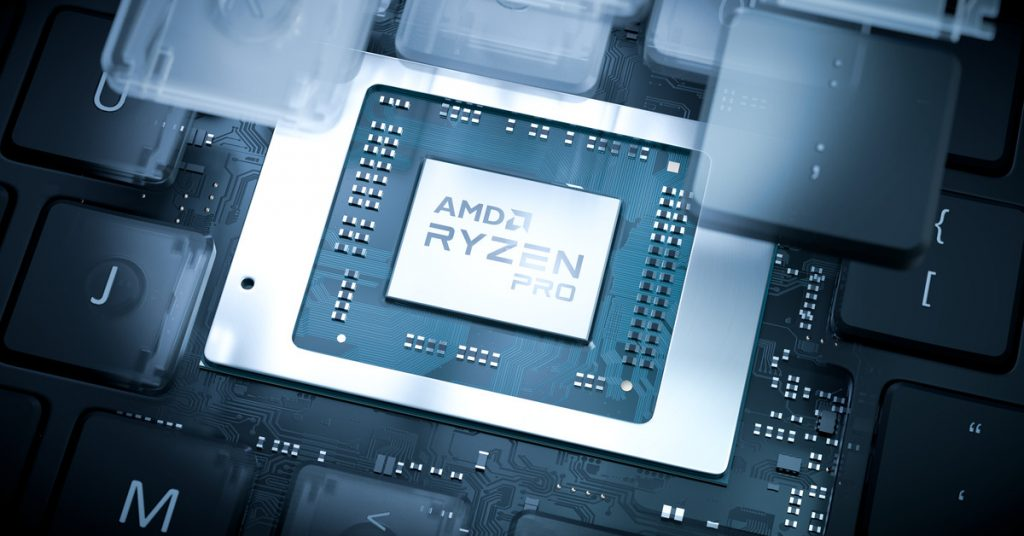 AMD launches Ryzen Professional 4000 collection to take on Intel's vPro