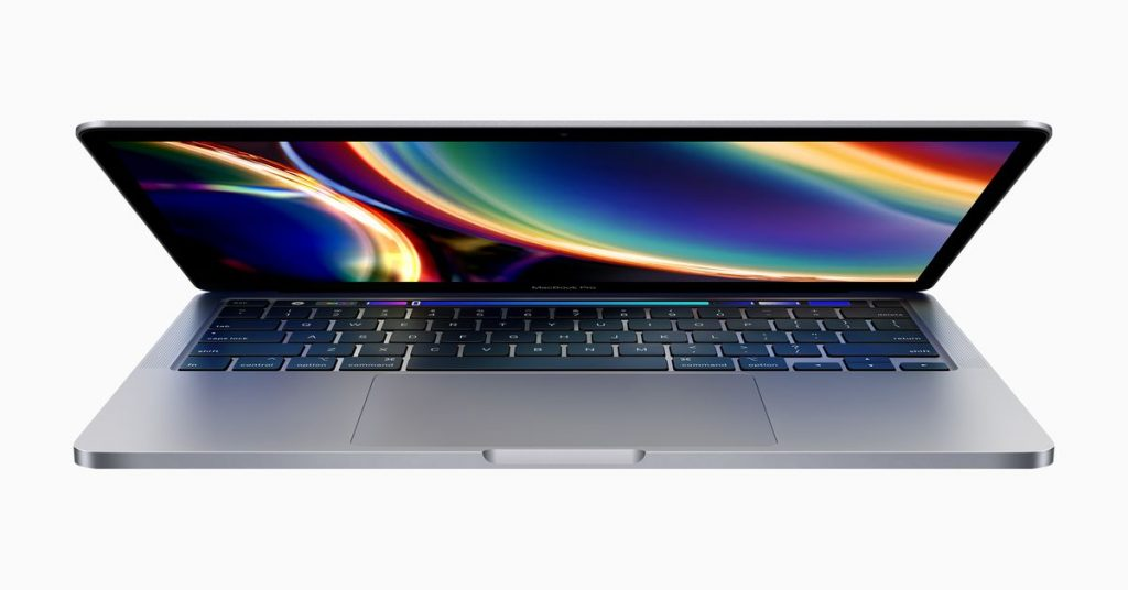 Apple announces new THIRTEEN-inch MacBook Pro with Magic Keyboard