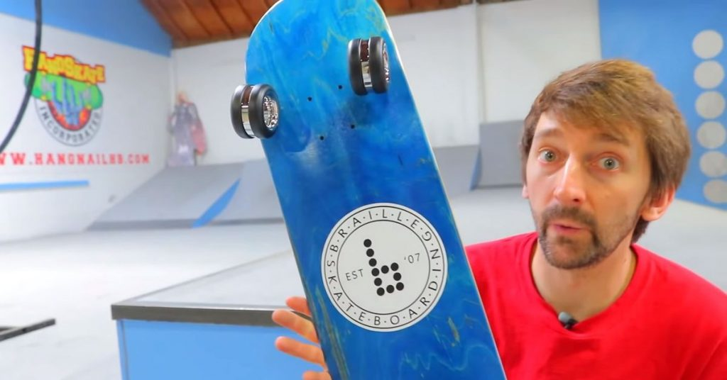 Apple's $SEVEN-HUNDRED Mac Pro wheels work extraordinarily on skateboards