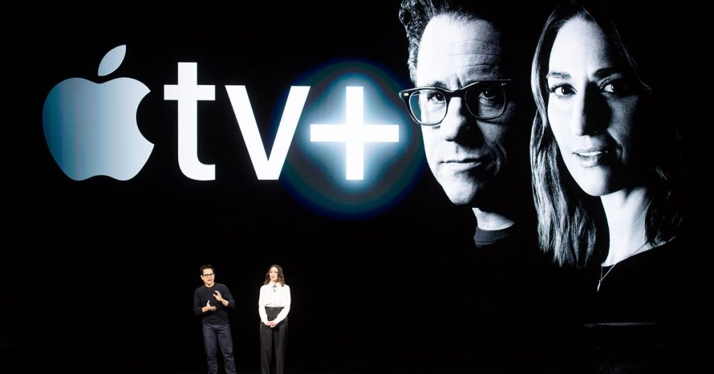 Apple TELEVISION Plus continues to be searching for its large win