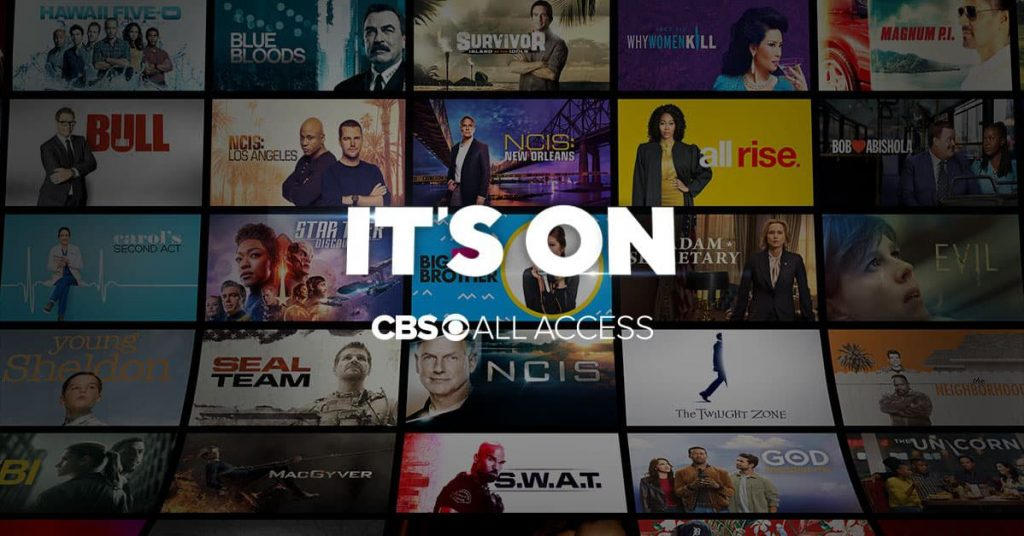 Best CBS All Get Admission To adjustments coming this summer time as corporate accelerates relaunch