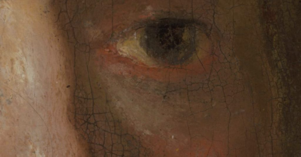 check out this extraordinarily exact symbol of Rembrandt's Night Time Watch painting