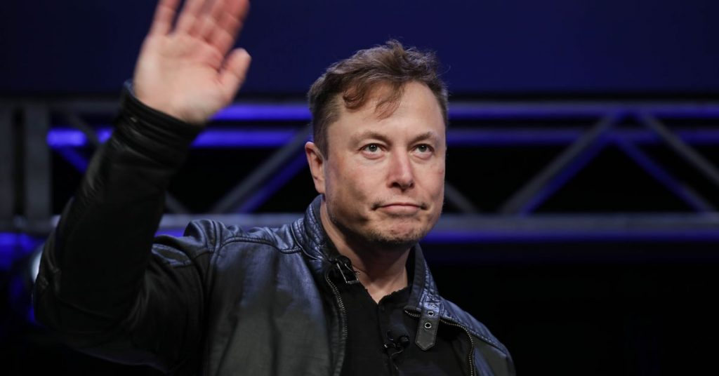 Cross learn this Wall Side Road Journal tale approximately Elon Musk's non-public price range