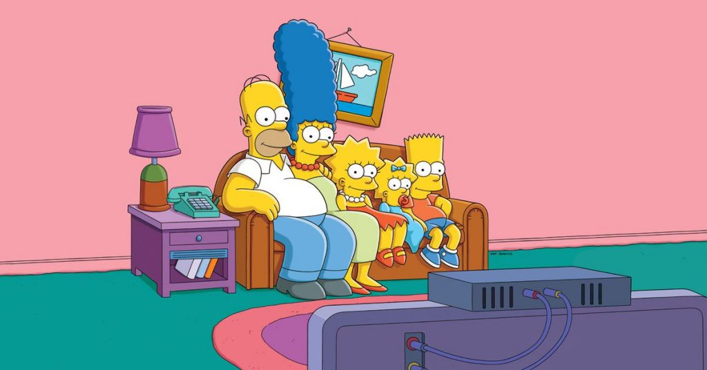 Disney Plus now streams The Simpsons in its correct aspect ratio, however it wasn't simple