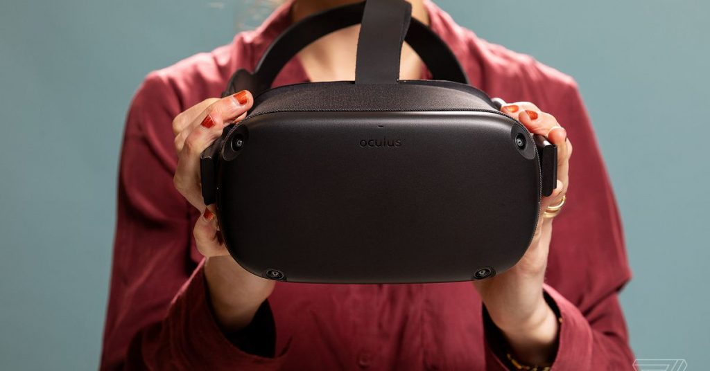 Fb reportedly engaged on a smaller, lighter version of its standalone Quest VR headset