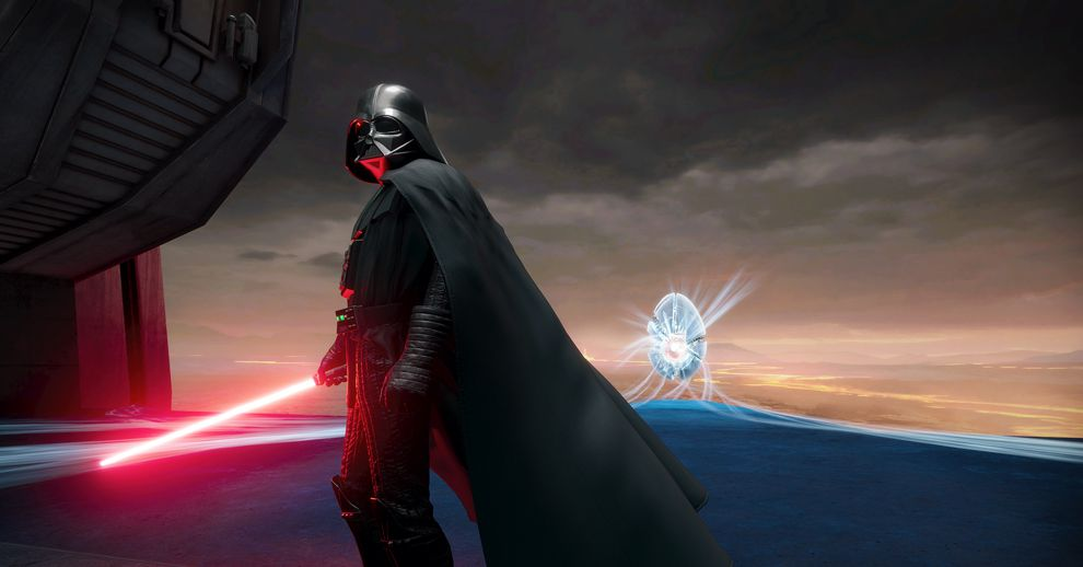 Former Oculus exclusive Vader Immortal is heading to ps VR this summer season
