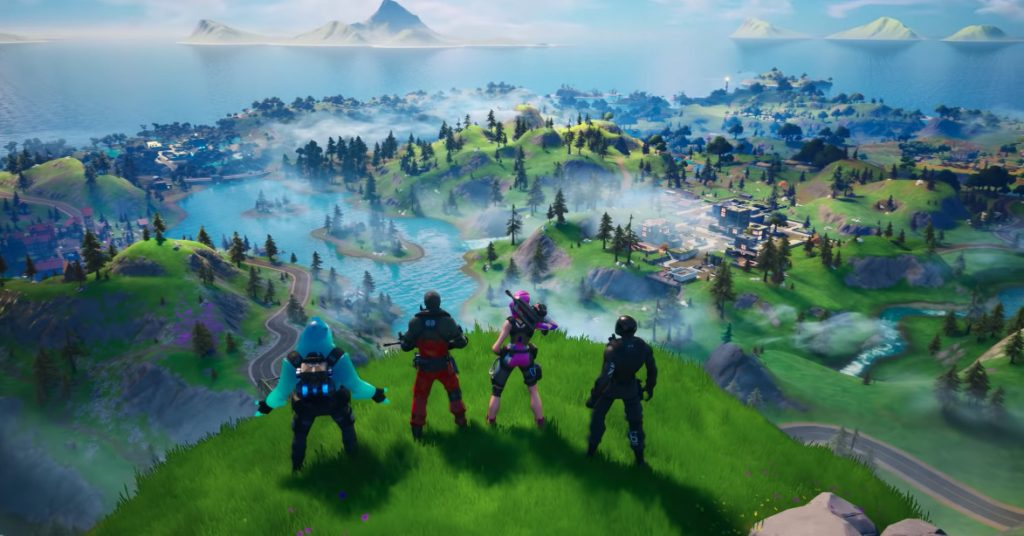 Fortnite will arrive on PS5 and Xbox Series X at launch
