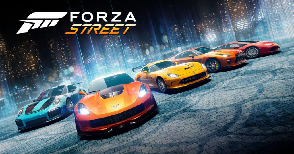Forza Side Road, Microsoft's loose-to-play racing game, is out now for iOS and Android