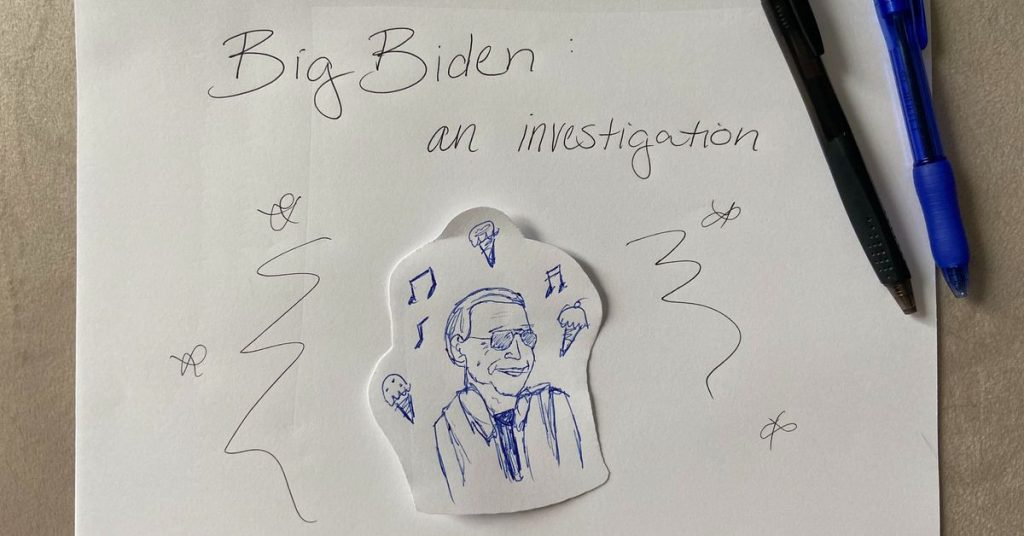 How large will have to Joe Biden be