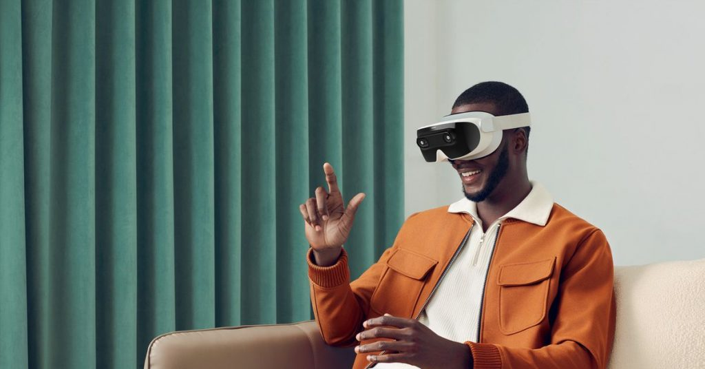HTC's former CEO is making a risky wager on a new VR headset and virtual world