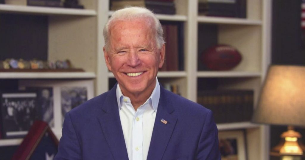 Joe Biden's digital campaign hasn't slightly come into center of attention
