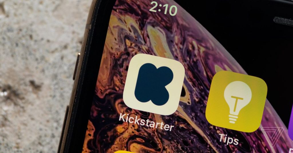 Kickstarter loses nearly FORTY percent of its team of workers after layoffs and buyouts