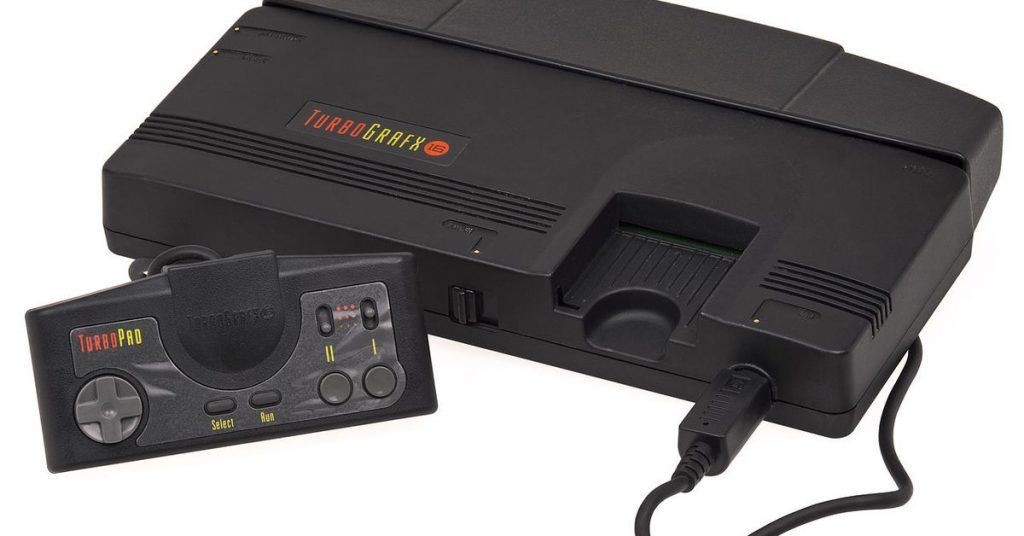 Konami's TurboGrafx-SIXTEEN Mini will release in North The United States on Might twenty second